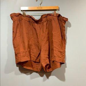 ❤️ Burnt Orange Shorts ❤️ 10/$25
